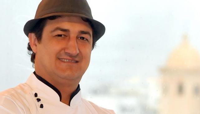Marcelo Taverna dará una clase degustación de pastas.
