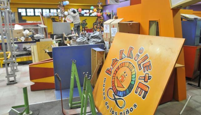 Museo Barrilete ya se instaló en su nueva sede, en  Recta Martinoli 7867.