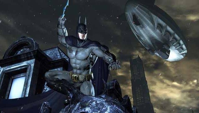 "Batman vuelve en la edición ""Game of the Year"" de ""Arkham City""."