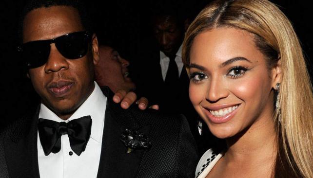 Puesto 1: Beyonce Knowles y Jay-Z