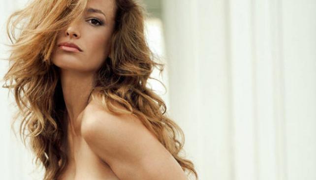 LA CHICA DE LA TAPA. Claudia Albertario en Playboy de mayo.