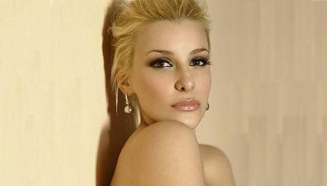 """Charlotte Caniggia, la más reciente incorporación a """"Bailando 2012""""."""