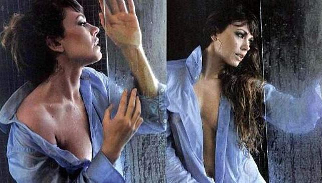 COKI RAMIREZ, en una sensual producción de fotos para revista Gente.