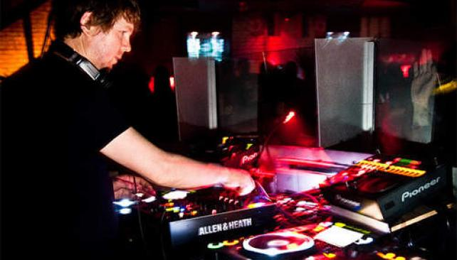 John Digweed regresa a Córdoba.