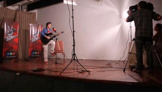 """Casting de """"La voz argentina"""""""