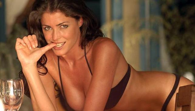 PAMELA DAVID, confesó que le encanta filmarse en la intimidad.