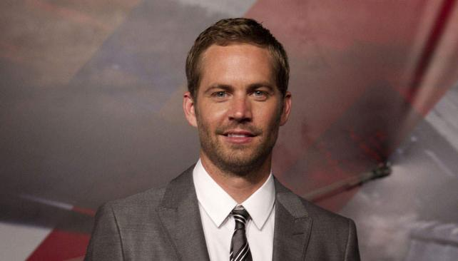 PAUL WALKER. (AP / Archivo).