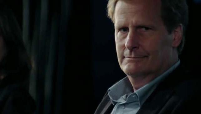 Jeff Daniels interpreta a Will McAvoy en The Newsroom