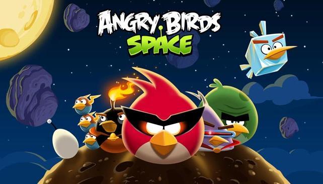 """Viejos conocidos y nuevos personajes integran el elenco de """"Angry Birds Space""""."""