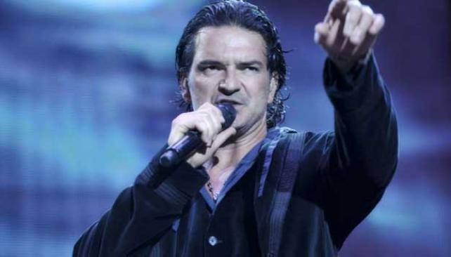 RICARDO ARJONA. El cantante se prueba con el cine.
