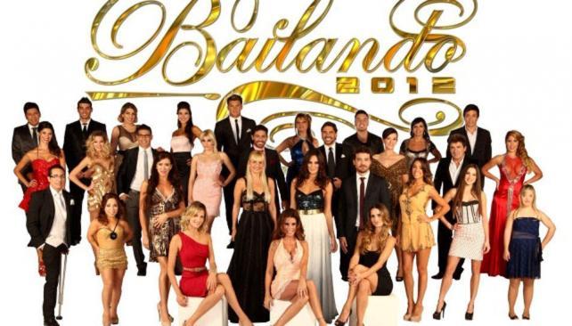 Todos los participantes que de Bailando por un sueño 2012.