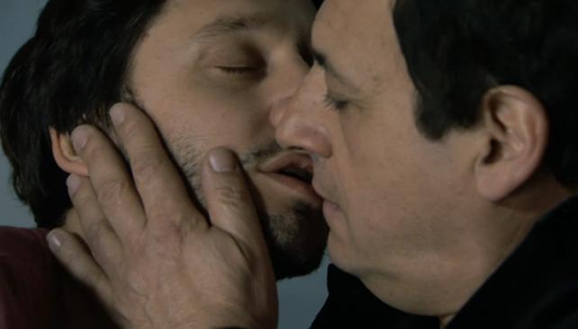 Pedro (Benjamín Vicuña) y Guille (Julio Chávez), más cerca que nunca.