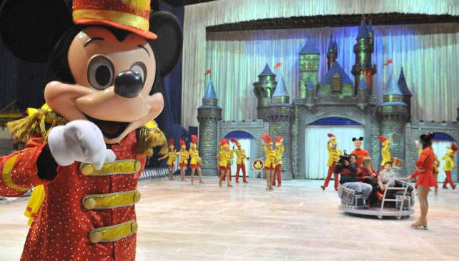 Disney On Ice, un clásico. Fotos: Ramiro Pereyra/La Voz.