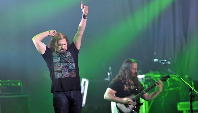Dream Theater hizo vibrar a más de 2500 personas. Fotos: Sergio Cejas/La Voz.