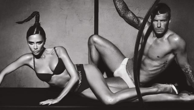 Puesto 3: David Beckham y Victoria Beckham