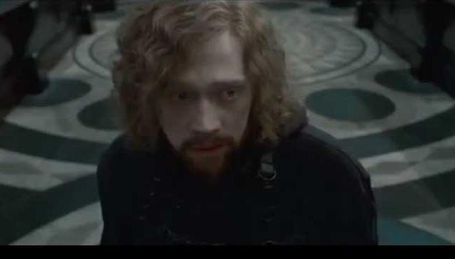 NUEVO VIDEO. Ron, irreconocible con barba en una escena del adelanto.
