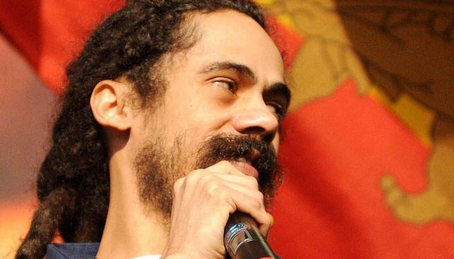 """Damian """"Jr. Gong"""" Marley está programadoen el escenario 2 del Personal Fest."""