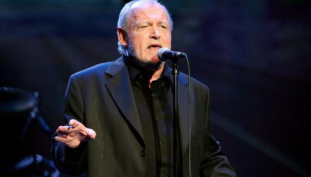 El cantante inglés se presentará a fines de marzo.