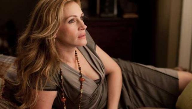 """JULIA. La Roberts protagoniza """"Comer, rezar, amar""""."""