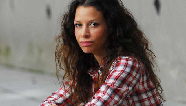 Julieta Ortega, la protagonista de una historia que habla de la soledad de los inmigrantes.