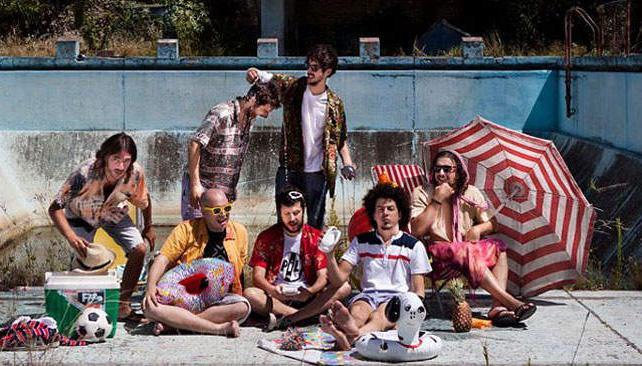 El Kuelgue. Música y humor. Foto: Facebook de la banda.