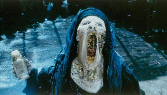 """La momia"" vuelve a resucitar."