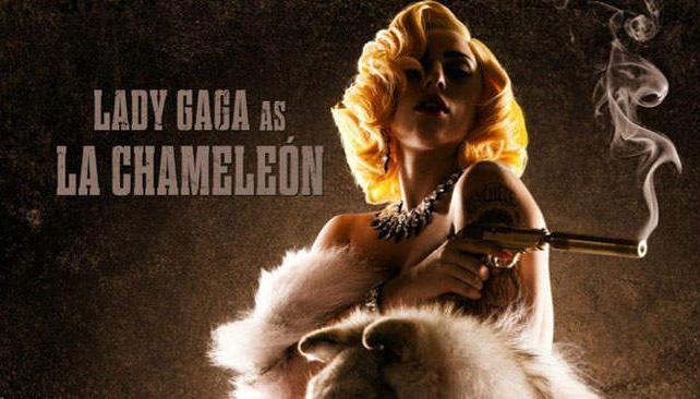 "Lady Gaga será ""La Camaleón"""