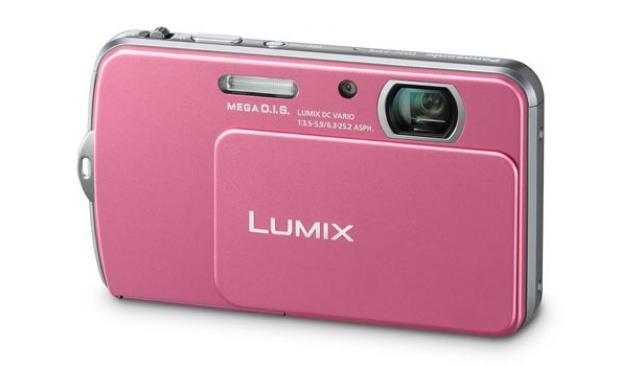 PANASONIC. La nueva Lumix le pone glamour a todas tus fotos.