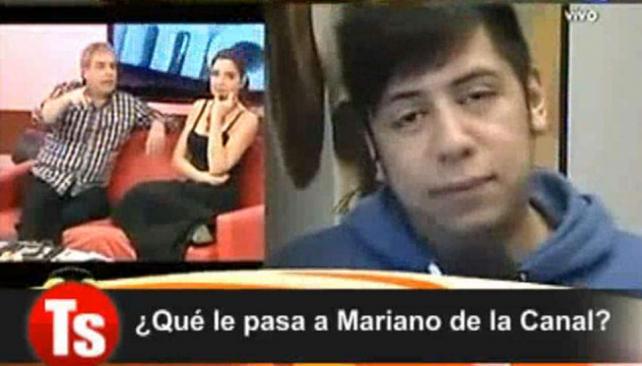 A Mariano de la Canal no le gusta que le pregunten por el pasado.
