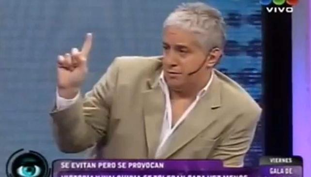 """Mariano Peluffo: """"No hay compromiso"""" (Captura web)."""