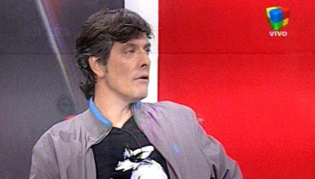 "Mario Pergolini pasó por ""Intrusos""."