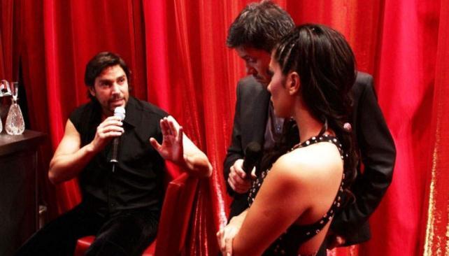 Matías Alé y Silvina Escudero resuelven sus problemas frente a las cámaras.