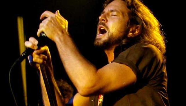 GARGANTA PROFUNDA. Eddie Vedder tuvo una noche brillante en La Plata.