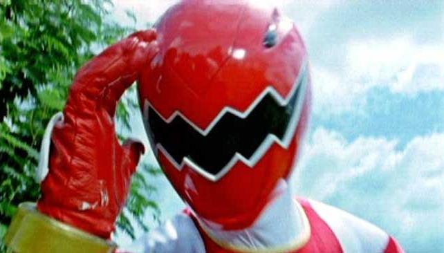 POWER RANGER ROJO. El actor Skylar DeLeon fue uno de los que se calzó el traje rojo.