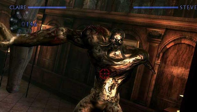 """Se viene la remake de la serie """"Resident Evil: Chronicles""""."""