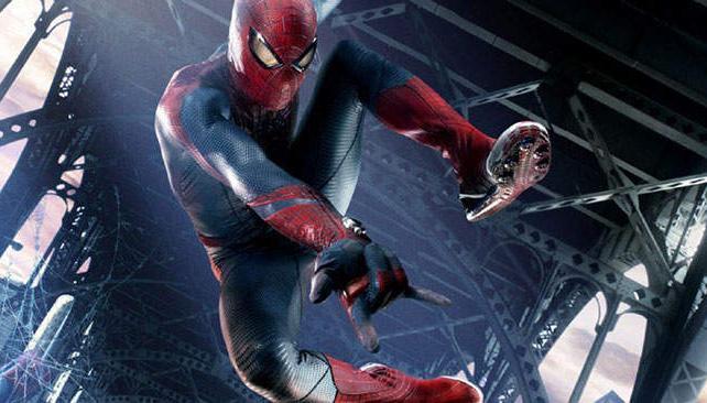 Andrew Garfield es el nuevo Peter Parker.