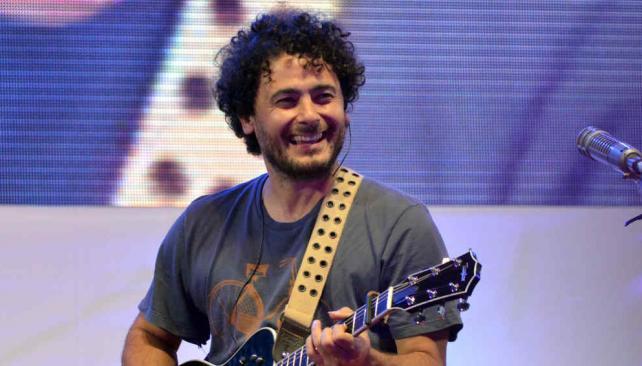 Raly Barrionuevo debuta en Cosquín Rock el tercer día del festival.