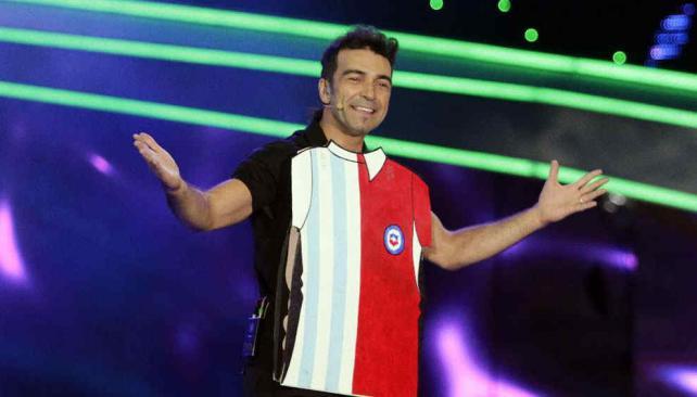 Alís bromeó con la relación entre argentinos y chilenos.