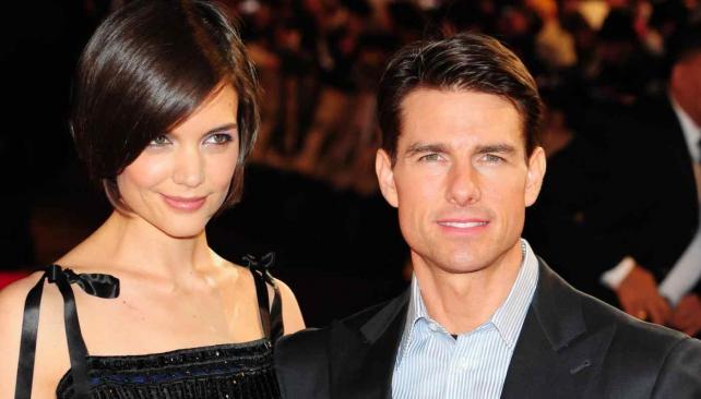 El pacto que aceptó Katie Holmes para divorciarse de Tom Cruise