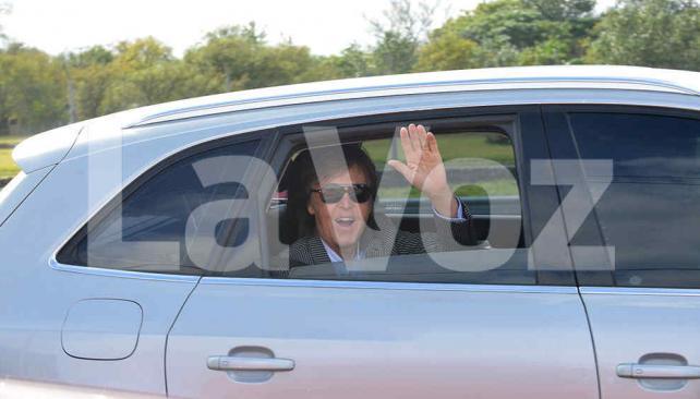 Paul McCartney en Córdoba. Foto: Raimundo Viñuelas.