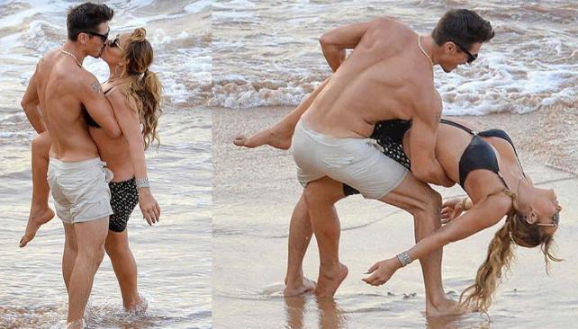 Mariah Carey con un novio de 33 años