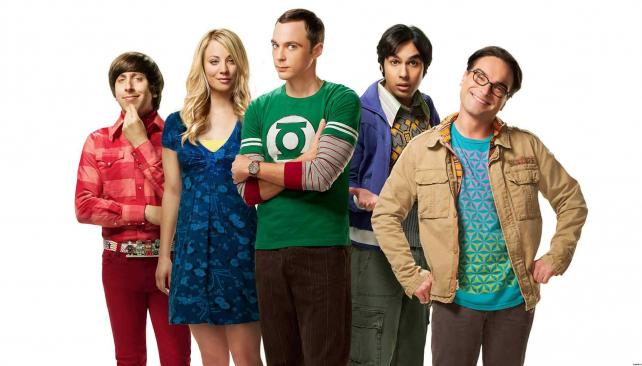 Sheldon Cooper de The Big Bang Theory a la pantalla grande