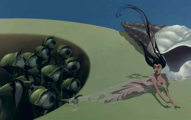 """Clasificados+El+Salvador Destino"""", el corto de Disney y Salvador Dalí"""