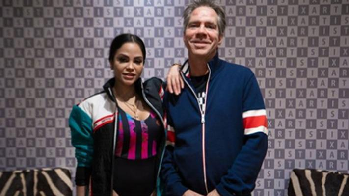 De los escenarios a la pasarela: Natti Natasha desfiló en la NYFW