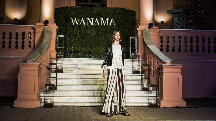 Mágico: Wanama trajo la playa a Córdoba y mostró su verano 2018