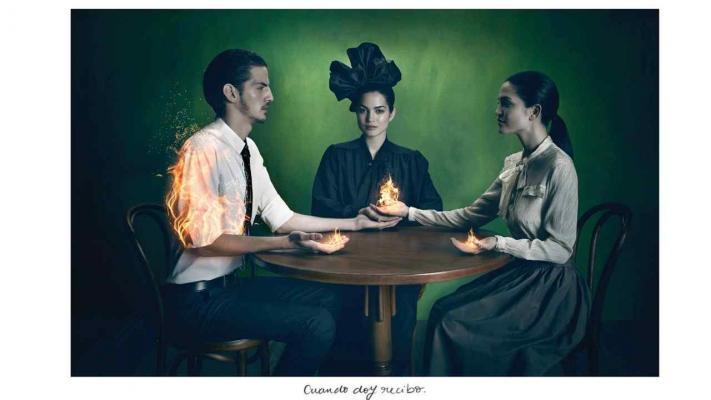 Descubrí el mundo mágico de Gaby Herbstein