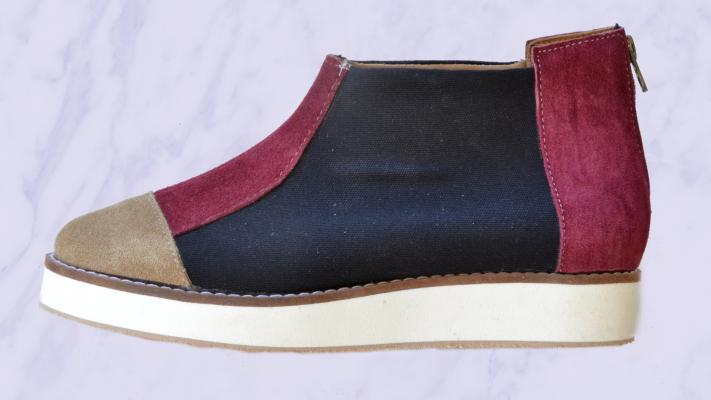 Zapatos tan cómodos como las zapatillas, hechos en Córdoba