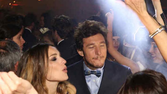 Pampita y Pico Mónaco: pareja it en la fiesta más glamorosa
