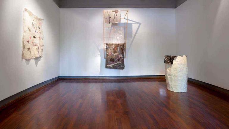 'Me seducen los objetos, las técnicas y los saberes que ha perdido el mundo', dice la artista tucumana.