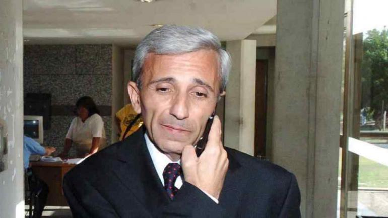 Carlos Nayi, el representante legal de la Mole Moli.